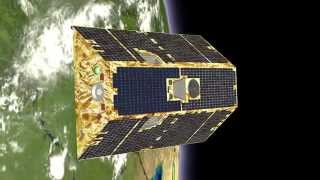 NASA's twin satellites, under construction by Airbus Defence and Space, will be the follow-on spacecraft of the Grace mission,...
