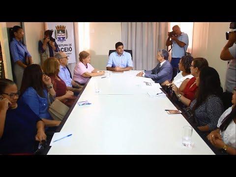 Escolas de Maceió terão quadras de esportes reformadas