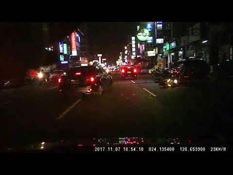 台中市 南屯路二段 汽機車 車禍