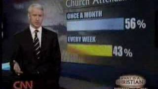 Anderson Cooper: What Is A Christian? Part One