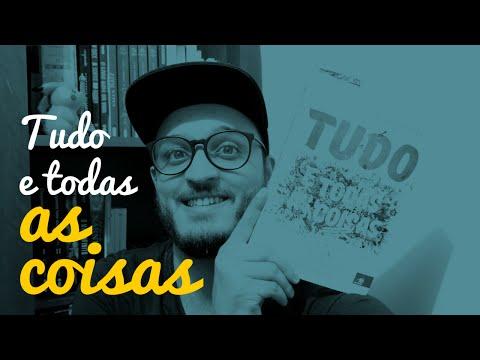 TUDO E TODAS AS COISAS  | #Menino que Lê