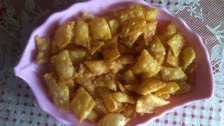 Khara Kathiri mitti or khara maida biscuits