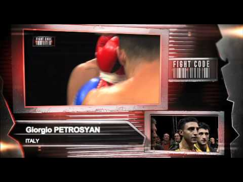 Sudsakorn vs G. Petrosyan - Fight Code