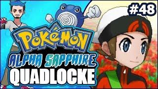 Pokémon AlphaSapphire Randomizer Quadlocke Part 48 | A MEGA PLOT TWIST by Ace Trainer Liam