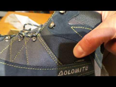Recensione Scarpa DOLOMITE da Trekking || DAVOS GTX || marco pesci