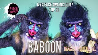Hey Guys! Here is the link to vote: http://www.faceawards.com/video/477 This Baboon is for the TOP 20 of the NYX Face Awards...