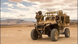 6. The News MRZR-X This Unmanned ATV Could Become the US  Army's Robotic Pack Mule