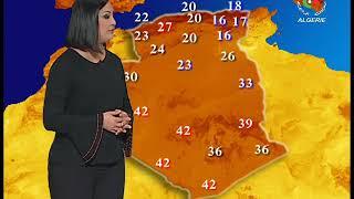Retrouvez la météo du samedi 24  mai 2019 sur Canal Algérie