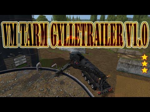 VM Tarm gylletrailer v1.0