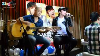 Cơn Mưa Ngang Qua (Live Acoustic)