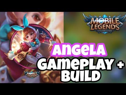 Tudocelular - ANGELA GAMEPLAY - MOBILE LEGENDS