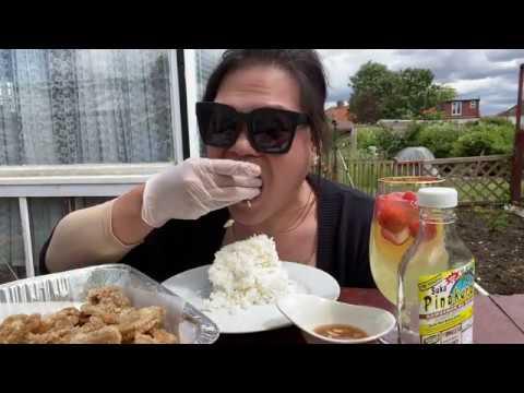 How to make CHICHARON ( pork rind crackling ) - MadamV Valding
