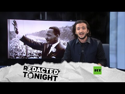 King - A civil trial in 1999 implicated government agencies and exonerated James Earl Ray, yet most people still haven't heard about it. Redacted Tonight with Lee Camp airs every Friday at 8pm EST...
