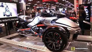5. Otto Bike l 2019 Can Am Spyder F3 T ~ F3 T Limited Design Review