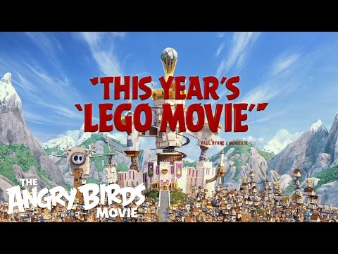 Angry Birds (TV Spot 'The Reviews Are In')