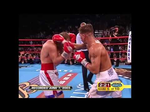 Arturo Gatti vs Micky Ward - III - HD