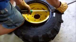 3. Do-It-Yourself Tire Change