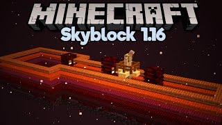 Basalt Delta Magma Cube Farm in Skyblock! • Minecraft 1.16 Skyblock (Tutorial Let's Play) [Part 16]