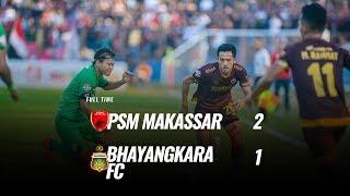 Video [Pekan 8] Cuplikan Pertandingan PSM Makassar vs Bhayangkara FC, 13 Juli 2019 MP3, 3GP, MP4, WEBM, AVI, FLV Juli 2019
