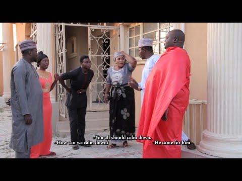 YAN HANYA 1&2 Latest Hausa Movie (wani Gidane mai cike da 'Bari)