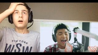 Darren Espanto Chandelier Cover Reaction