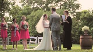 Audubon (PA) United States  city images : John James Audubon Center Pennsylvania Wedding - Laura and Kyle's Wedding Film