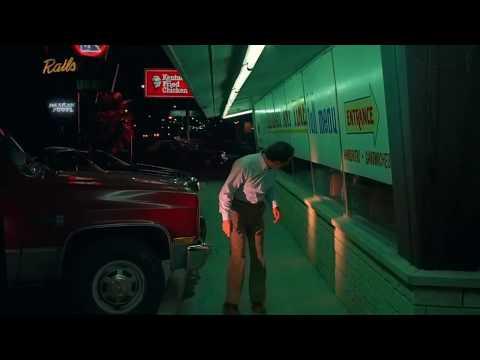 Paris, Texas (1984) - Hotel Driving Clip #1 HD