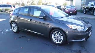 2. 2016 Ford Focus Hatchback SE Concord  San Jose  Fremont  Hercules  Sacramento