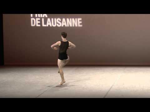Jack Thomas - 2015 Prix de Lausanne Finalist - Contemporary variation
