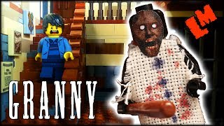 Video GRANNY  Lego horror stop motion animation MP3, 3GP, MP4, WEBM, AVI, FLV Agustus 2018