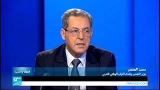 ضيف ومسيرة الجزء 1| محند العنصر ـ وزير التعمير واعداد التراب الوطني المغربي