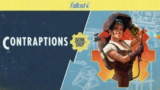 Bethesda Plays Fallout 4 - Contraptions Workshop