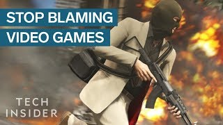 Video Stop Blaming Violent Video Games For Mass Shootings MP3, 3GP, MP4, WEBM, AVI, FLV Desember 2018