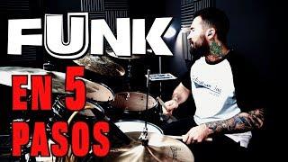 Hoy os traemos FUNK un ritmo que muchos nos habíais pedido! Pues aquí lo tenéis! Si queréis usar el play along de FUNK aquí está el linkhttps://www.youtube.com/watch?v=NWjuJxOdMakSi quieres conocer más el trabajo de Agnus Custom Drums:https://www.facebook.com/AgnusCustomDrums/Te diseñarán tus mazas customQuieres ver a otros grandes bateristas como a Joey Jordison:https://youtu.be/Q9m-meFiVXIVIsita esta gran página amiga! http://www.bateristars.com/https://www.facebook.com/BateristasYPercusionistasDelMundo/?fref=tshttps://www.facebook.com/bateristars?fref=tsZebensui Rodríguez:Twitter: https://twitter.com/ZebendrumsFacebook: https://www.facebook.com/zebensui.rod...Facebook de Zebendrums: https://www.facebook.com/zebendrums?f...Instagram: @zebendrumsPágina personal: http://www.zebendrums.com/Canal de Youtube: https://www.youtube.com/user/Zebendrums1Diego del Monte:Twitter: https://twitter.com/DiegodelMonteFacebook: https://www.facebook.com/diego.d.nietoInstagram:  @dieguete11In-ears: Earprotech http://www.earprotech.com/Échale un ojo a la entrevista que le hicimos a Manu Reyes Jr.https://www.youtube.com/watch?v=7mU-y...Tenemos Blog!! Síguenoshttp://zebendrums.blogspot.com.es/Si te gusta el video coméntalo, compártelo y dale a like!!!!