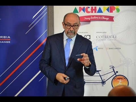 AmChamps 2014 - Enterpreneurship