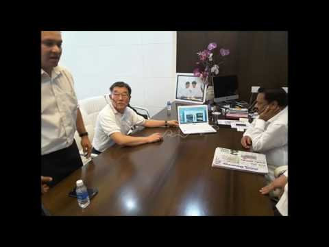 TSIIC Balamallu Meeting With Korean Electric Power