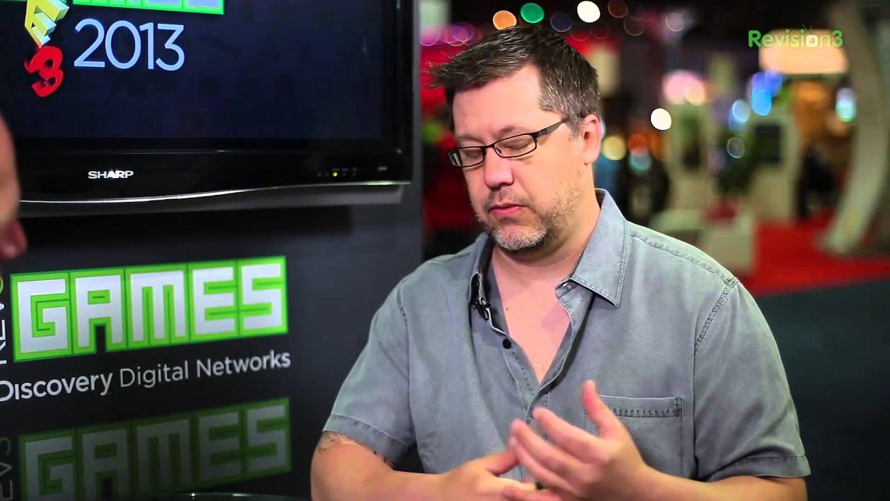 Elder Scrolls Online: видео - Е3: Интервью с Полом Сэйджем (RUS)