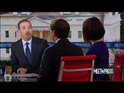 Full Panel: Pelosi Calls Trump's Proposal 'Unacceptable'   Meet The Press  NBC News