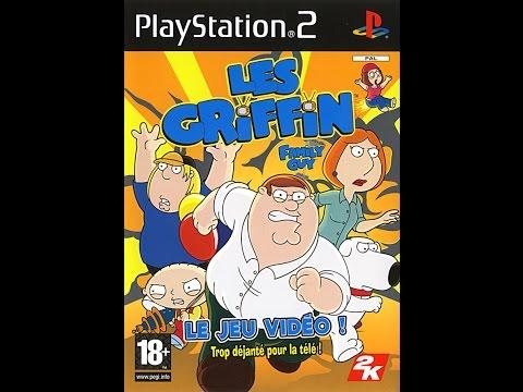 Les Griffin Xbox