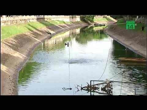 Công ty thoát nước muốn cải tạo sông Tô Lịch thành tuyến buýt đường thủy | VTC14