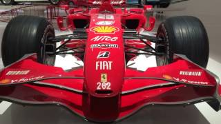 A découvrir Musée Enzo Ferrari Modena