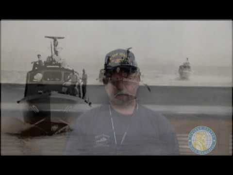 USNM Interview of Keith Harris Part Three Swift Boat Training and Preparing for Vietnam