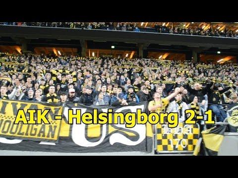 AIK - Helsingborgs IF 2-1 (2013-11-03)