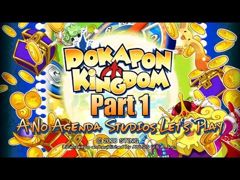 Let's Play Dokapon Kingdom - Part 1 - A Kingdom in Crisis