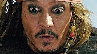 Pirates 5: B-Roll & Bloopers with Johnny Depp & more (2017) by Movie Maniacs