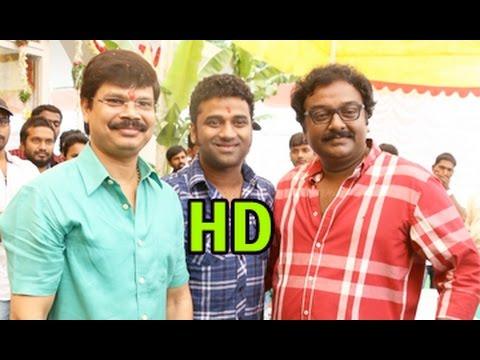 Boyapati Srinu New Movie Launch    Bellamkonda Sai Sreenivas    Tamanna - 02