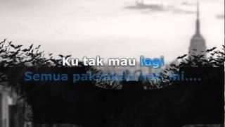 Official Lirik Lagu Wong - Tak Ingin