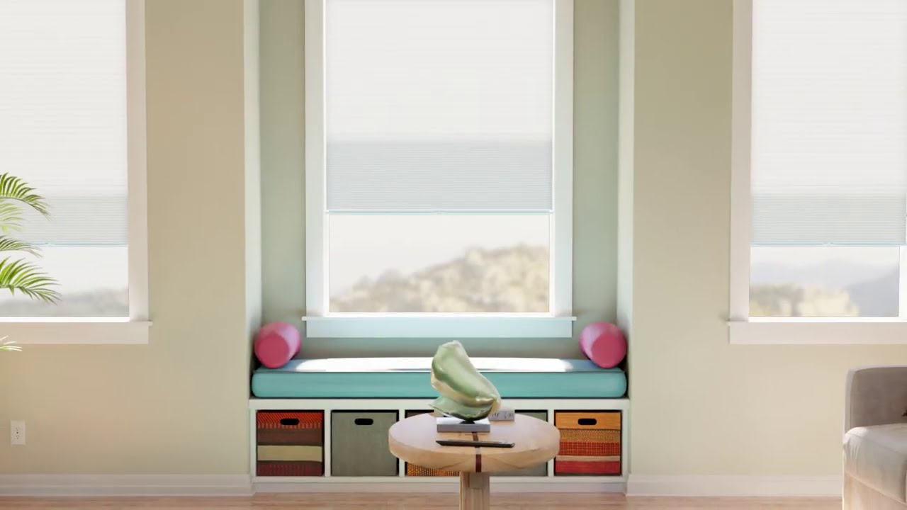 Learn more about energy efficient Bali Cellular Shades.