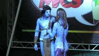 Cartoomics 2010 - Cosplay Avatar (2)