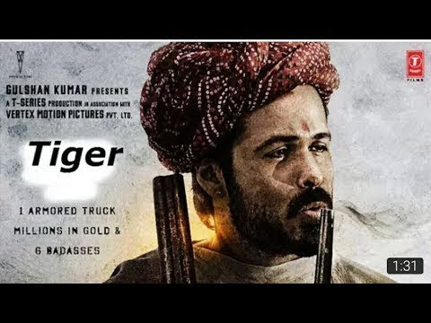 Tiger | Official Trailer | 2017 | Emraan Hashmi | Latest Bollywood Movie